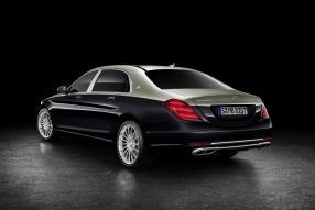 Mercedes-Maybach S-Klasse 2019, copyright Foto: Daimler AG