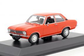 Opel Ascona A 1970 1:43 Maxichamps by Minichamps