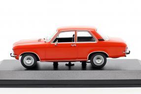 diecast miniatures Opel Ascona A 1970 1:43 Maxichamps by Minichamps