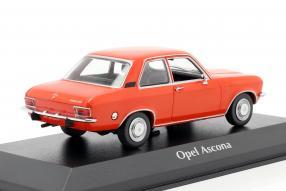 Modellautos Opel Ascona A 1970 1:43 Maxichamps by Minichamps