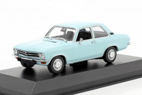 modelcars Opel Ascona A 1970 1:43 Maxichamps by Minichamps