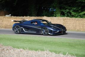 Koenigsegg One:1 2014, copyright Foto: Matthew Lamb