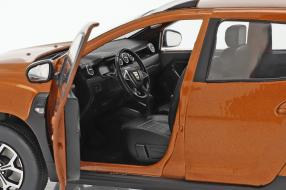 diecast miniatures Dacia Duster II 2018 1:18