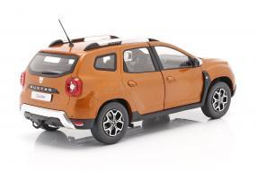 modelcars Dacia Duster II 2018 1:18