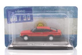 diecast miniatures Ford Taunus GT SP5 1983 1:43 Altaya