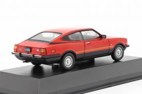 modelcars Ford Taunus GT SP5 1983 1:43 Altaya