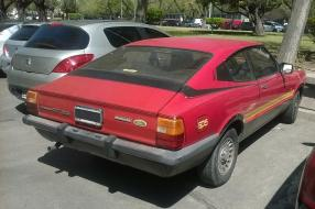 Ford Taunus GT SP5 1983, copyright Foto: Federico Gomez Aghetta