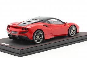 automodelli Ferrari F8 Tributo 2019 1:18 BBR