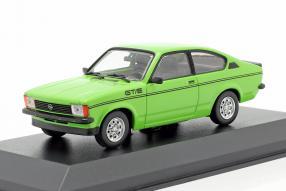Modellautos Opel Kadett GT/E Coupé 1978 1:43