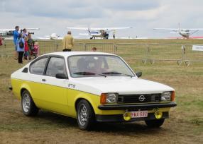 Opel Kadett GT/E Coupé 1978, copyright Foto: Charles01