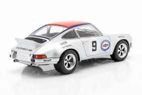 diecast miniatures Porsche 911 Carrera RSR 2.8 Targa Florio 1973 1:18 Solido