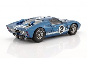 Ford GT40 Mk. II No. 2 12hSebring 1966 1:18 Shelby Collectibles