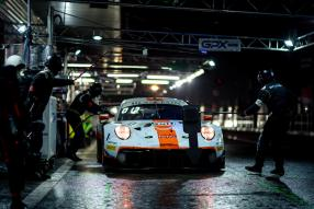 Porsche 911 GT3 R No. 20 winner 24h Spa 2019, copyright Foto: Porsche AG