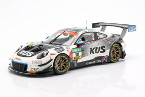 KÜS Team75 Motorsport Porsche 911 GT3 R 2018 1:18 Minichamps