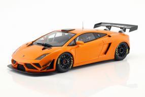 Lamborghini Gallardo GT3 FL2 2013 1:18 Autoart