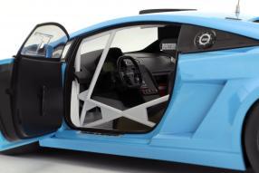 diecast miniatures Lamborghini Gallardo GT3 FL2 2013 1:18 Autoart
