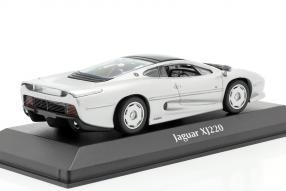 diecast miniatures Jaguar XJ220 1991 1:43 Maxichamps by Minichamps