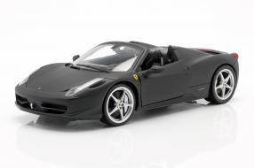 Ferrari 458 Italia Spider 2011 1:18