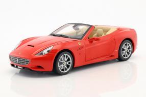 Ferrari Californioa V8 1:18 HotWheels