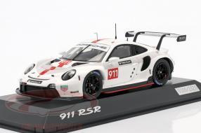 Porsche 911 RSR WEC 2019 1:43 Spark