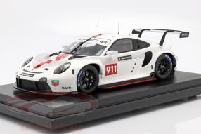 Porsche 911 RSR WEC 2019 1:12 Spark