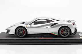 automodelli Ferrari 488 Pista Piloti 2018 1:18