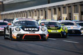 Porsche 911 GT3 R 2020 Lausitzring, Foto: Team75 Motorsport, Gruppe C Photography