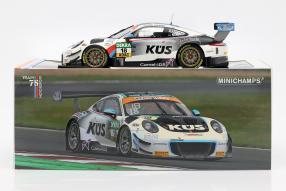 Modellautos Porsche 911 GT3 R 2018 KÜS Team75 Bernhard 1:18