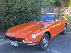 Nissan Fairlady Z 1970, copyright Foto: Riley from Christchurch