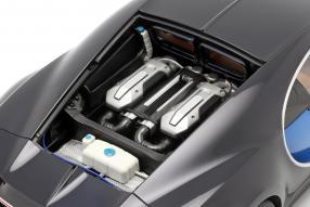 diecast miniatures Bugatti Chiron 2017 1:12