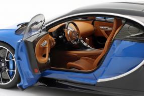 modelcars Bugatti Chiron 2017 1:12