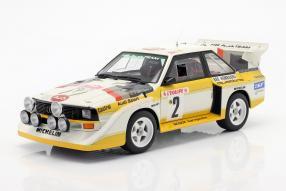 Audi sport quattro S1 1986 1:18