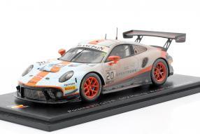 Porsche 911 GT3R 2019 GPX Racing 1:43