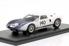 Ford GT40 Nuerburgring 1964 1:43 Spark