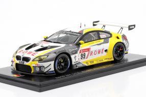 BMW M6 #24hNurburgring 2019 Rowe Racing 1:43 Spark