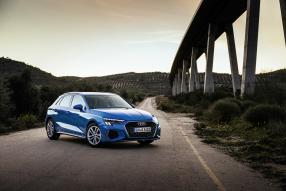 Audi A3 Sportback 2020, copyright Foto: Audi AG