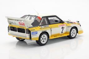 modelcars Audi Sport quattro S1 1986 1:18 Autoart