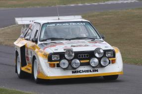 Audi Sport quattro S1 1985, copyright Foto: Brian Snelson