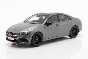 Mercedes-Benz CLA C118 2019 1:18