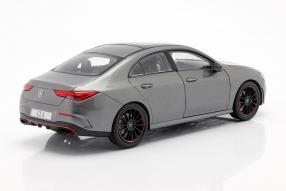 Modellautos Mercedes-Benz CLA C118 2019 1:18