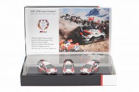 Toyota Yaris WRC Set 1:43 Spark