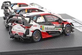 modellautos Toyota Yaris WRC Set 1:43 Spark
