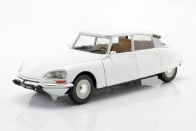 diecast miniatures Citroën DS 1972 1:18
