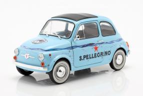 Fiat 500 San Pellegrino 1:18