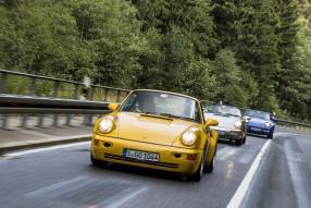 Porsche 911 964 3.8 RS 1993, copyright: Porsche AG