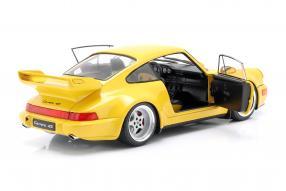 diecast miniatures Porsche 911 964 3.8 RS 1993 1:18 Solido