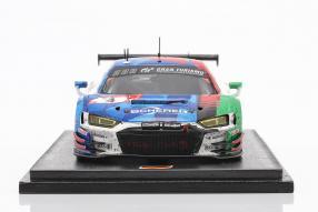 modellautos Audi R8 LMS GT3 Sieger Nürburgring 2019 1:43 Spark