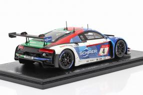 miniatures Audi R8 LMS GT3 winner Nurburgring 2019 1:43 Spark
