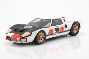 Ford GT40 Mk. II No. 98 winner 24hDaytona 1966 1:18 Spark