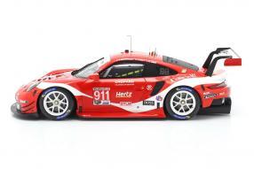 miniatures Porsche 911 RSR IMSA Coca Cola No. 911 1:18